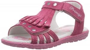 Fransen-Sandalen für Mädchen