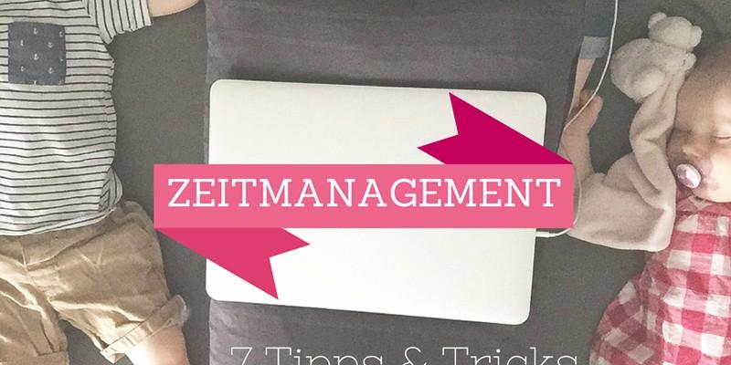 Zeitmanagement  – oder wie du Zeit für deine Träume findest!