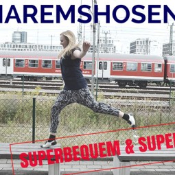 Haremshosen – superbequem und superstylish