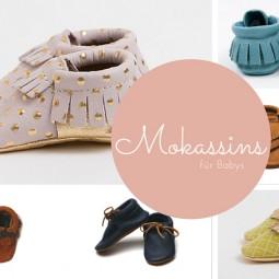 Mokassins – der Schuhtrend für dein Baby