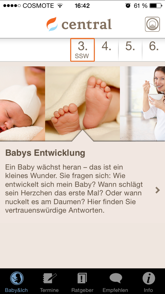 baby-app-central