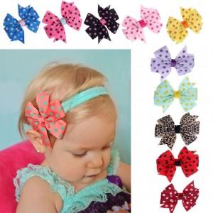 baby-haarband-tupfen