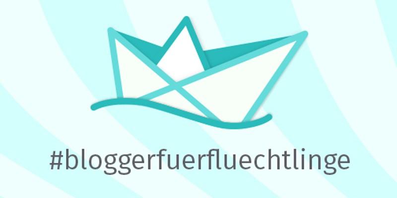#bloggerfuerfluechtlinge: Das Schweigen der Guten brechen.