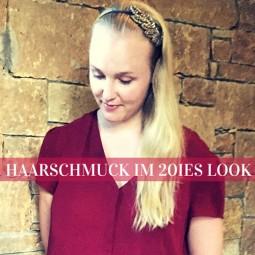 Haarschmuck: Haarreifen und Haarbänder im 20er Jahre Look