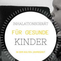 Pari Inhalationsgerät: Gesunde Kinder ohne Medikamente