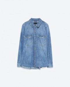 jeanshemd-zara-blau