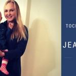 Mutter-Tochter-Outfit: Jeanskleid