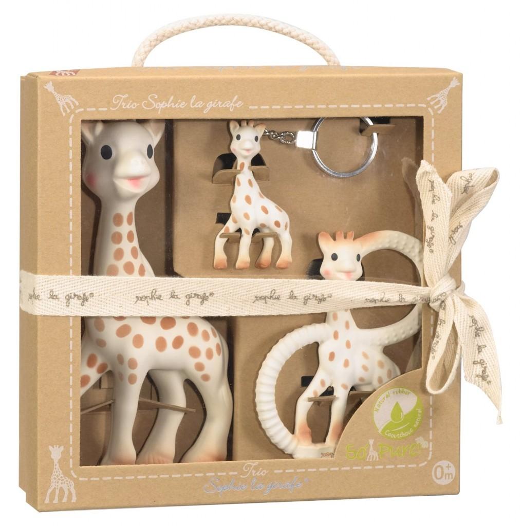 sophie-die-giraffe-geschenk-trio
