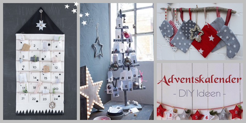 Unsere DIY-Adventskalender Highlights