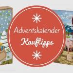 Kauftipps: Adventskalender für Kinder