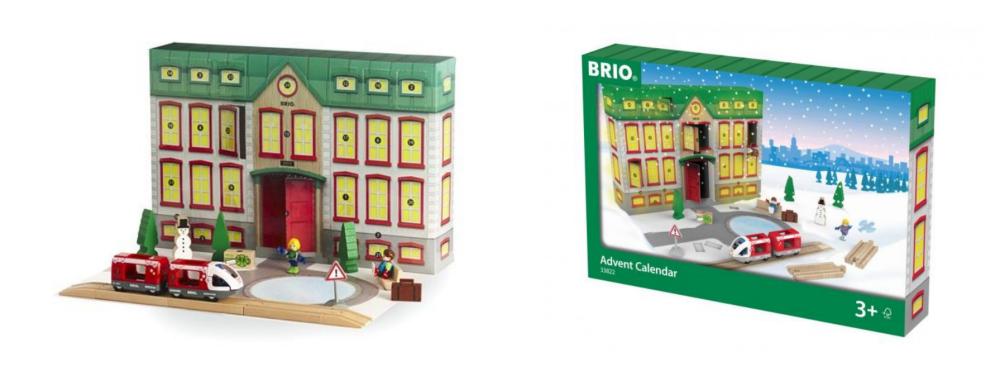 Brio-Adventskalender