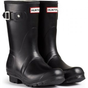 hunter-boots-kurzer-schaft