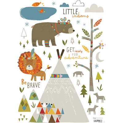 Lilipinso-Sticker
