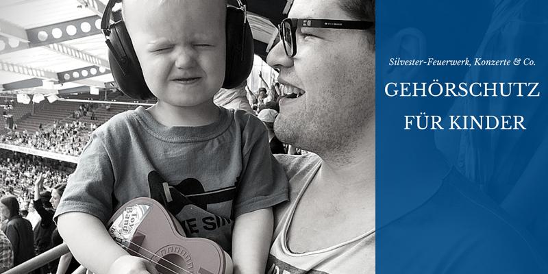 Silvester-Feuerwerk, Konzert & Co: So schützt du die Ohren deines Babys