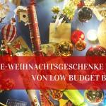 Schöne Last-minute-Weihnachtsgeschenke für Kinder: von Low-Budget bis exklusiv