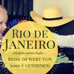 Rio de Janeiro: Ich packe meinen Koffer und nehme mit …