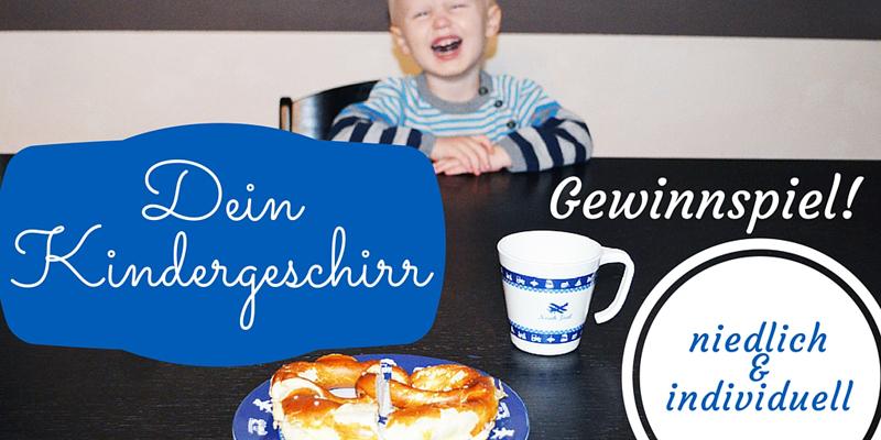 Dein Kindergeschirr: niedliches Geschirr für unsere kleinen Schätze – mit Gewinnspiel!