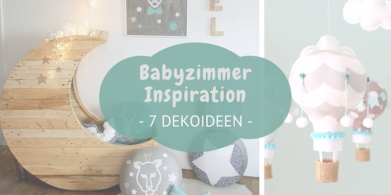 babyzimmer inspiration die 7 besten dekoideen style. Black Bedroom Furniture Sets. Home Design Ideas