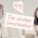 Vlog: die ersten Geschenke fürs Baby
