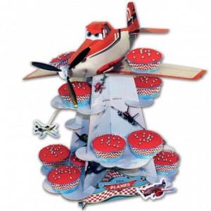 planes-flugzeug-muffin-staender