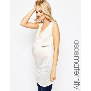 Asos-Oberteil-Maternity-Tunika