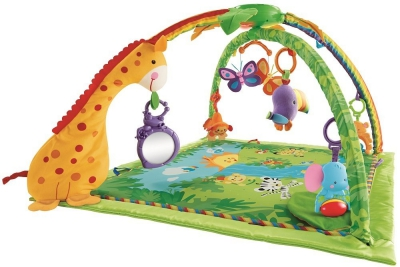 Mattel-Rainforest-Decke