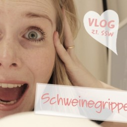 Vlog: Muss ich jetzt Angst vor der Schweinegrippe haben?