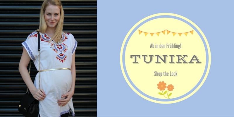 Ab in den Frühling mit deiner Tunika