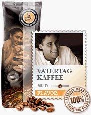 Vatertag-Kaffee-Bohnen
