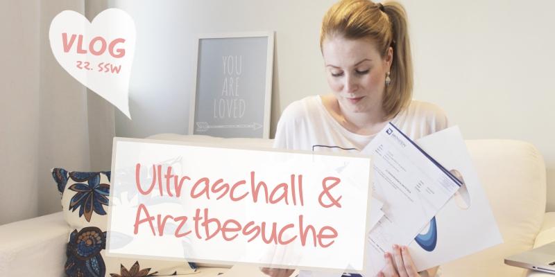Vlog: neuer Ultraschall und eine Menge Arztbesuche