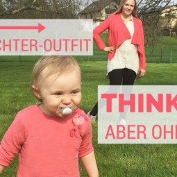 Mutter-Tochter-Outfit: Think Pink – aber ohne Kitsch!