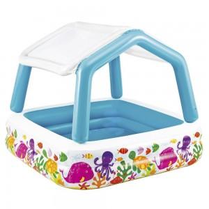 plantschbecken-baby-kinder-pool-deluxe-sonnenschutz