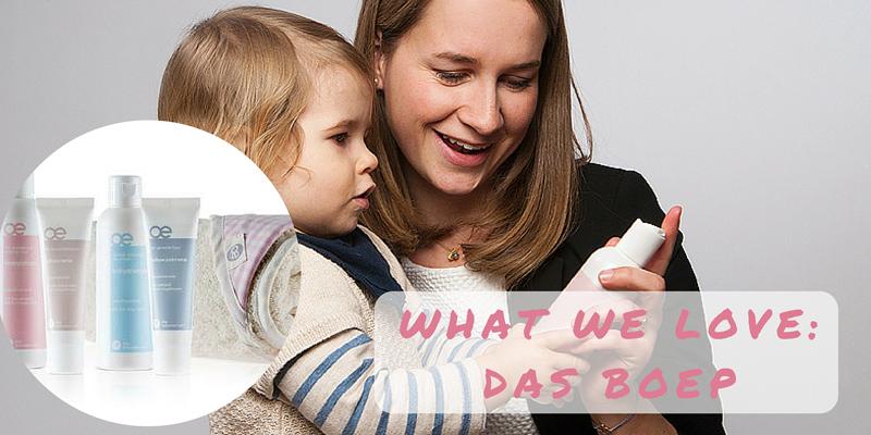 das boep Bio-Babypflege: Gründerin Michaela im Interview