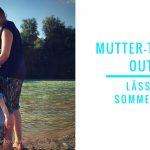 Lässiger Mutter-Tochter-Look für den Sommer