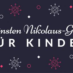Die schönsten Nikolaus-Geschenkideen