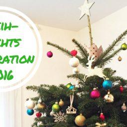 Inspiration 2016: Weihnachtsdekoration