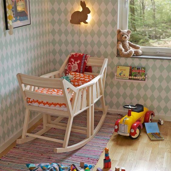 10 wundersch ne und ausgefallene babywiegen style pray love. Black Bedroom Furniture Sets. Home Design Ideas