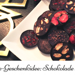 Last-Minute-Geschenkidee: Schokolade selber machen – lecker, gesund, vegan & glutenfrei