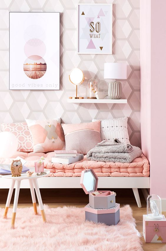 Pinterest Bedroom Pink