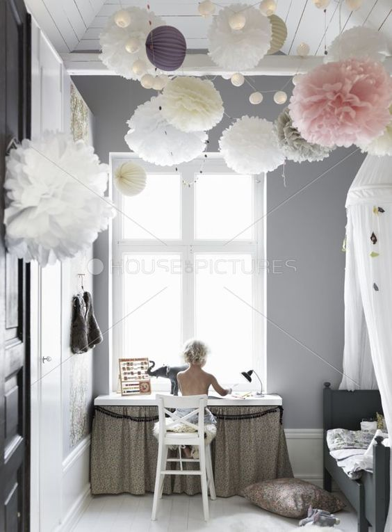 Lampions Kinderzimmer | Kinderzimmer Inspiration Fur Madchen