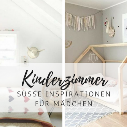 Kinderzimmer Inspiration für Mädchen