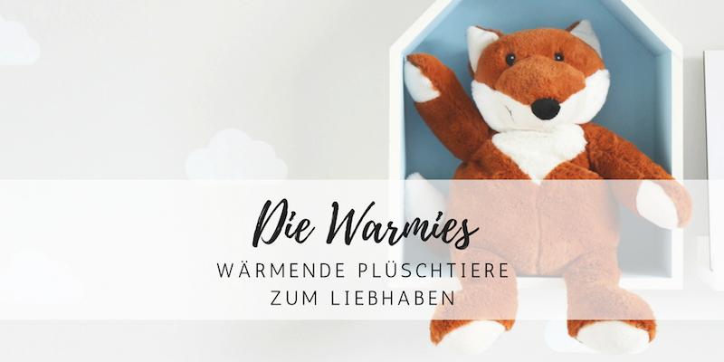 Warmies – wärmende Plüschtiere zum Liebhaben