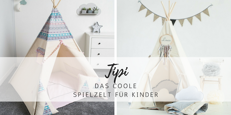 tipi das praktische spielzelt f r kinder. Black Bedroom Furniture Sets. Home Design Ideas