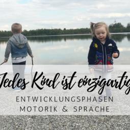 Jedes Kind ist einzigartig – Teil 1: Motorik & Sprache