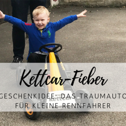 Traumauto: Kettcar für kleine und große Rennfahrer