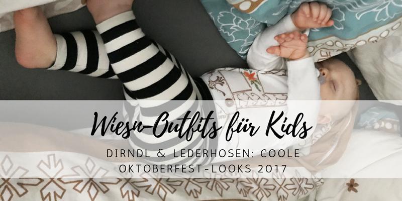 Süße Wiesn-Outfits 2017 für Kinder