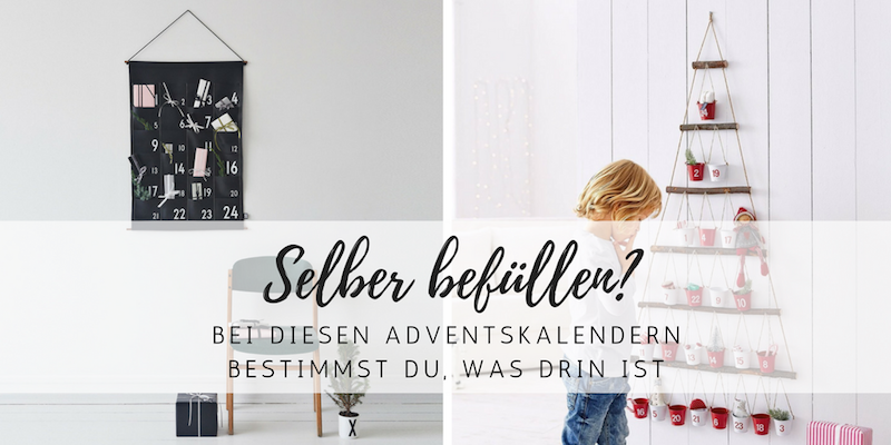 wiederverwendbare adventskalender zum selber bef llen 2017. Black Bedroom Furniture Sets. Home Design Ideas
