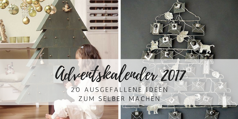 Diy 20 Ausgefallene Adventskalender Zum Selber Machen Style Pray Love