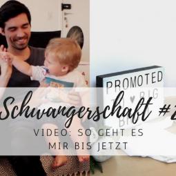 Vlog: Schwanger mit Baby Nummer 2