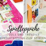 Coole Spielteppiche für Jungen und Mädchen